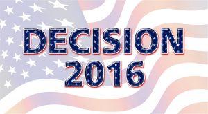 Decision 2016 Presidential Election Trump vs Clinton