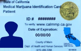 Sample medical marijuana ID card Conditions That Qualify for Medical Marijuana Card in California How to Get a Legal Medical Marijuana Card