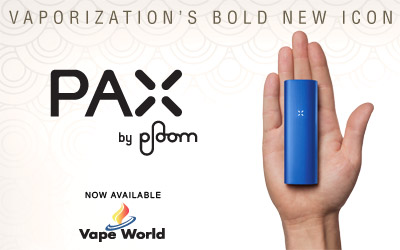 Pax Vaporizers: Where Apple Design Meets Medical Marijuana