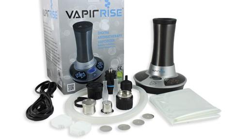 Vapir Rise – A Vanguard in Vaporizer Versatility