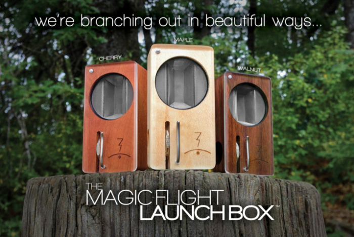 MagicFlight Launch Box, How Does it Work? by UPG!