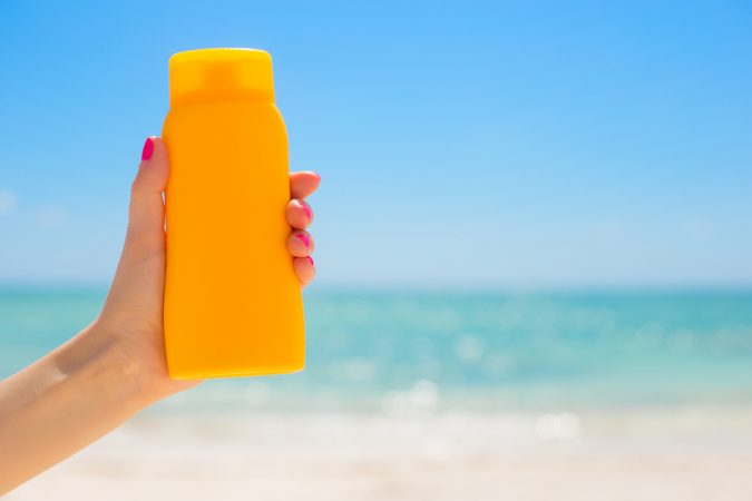 Hemp Sunscreen TWO IN ONE: Prevent Skin Cancer & Protect Against UV