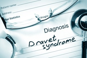 Diagnosis Dravet syndrome and tablets.