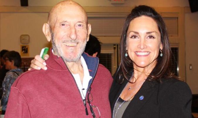 """""""From Hospice to Healthy, Thanks Marijuana - Happy 82nd Birthday Dad!"""""""