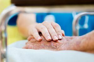 Care For Elderly In Wheelchair