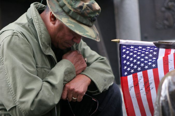 On Memorial Day: Finding Answers to Fight PTSD With Cannabis