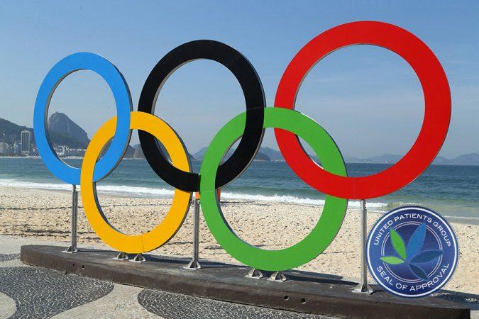 Olympics & Cannabis