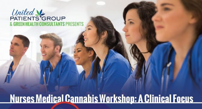 Nurses Medical Cannabis Workshop