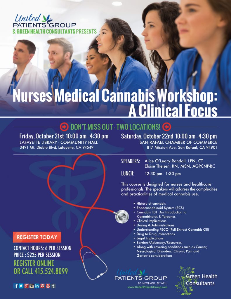 Nurses Cannabis Workshop