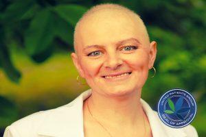Bald Woman - Cancer Survivor