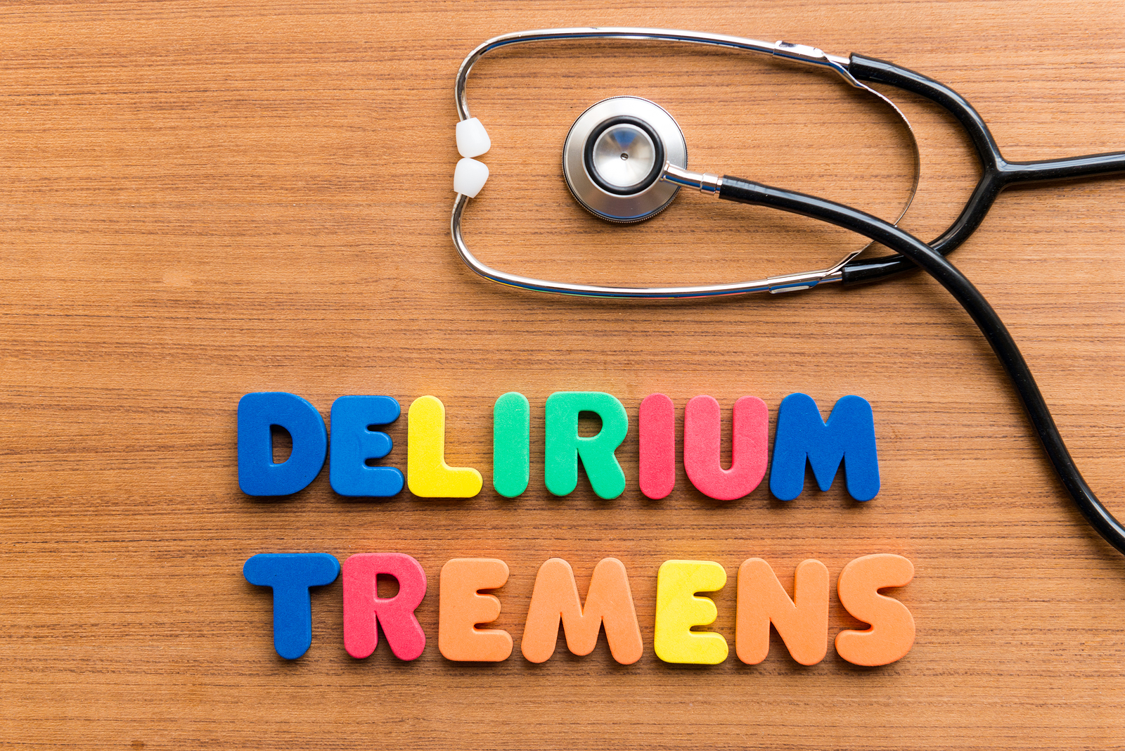 Delirium Tremens and Marijuana Information: Treat Delirium Tremens With Cannabis