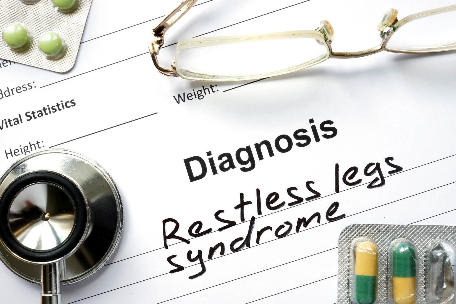 Restless Leg Syndrome and Marijuana Information: Treat RLS With Cannabis