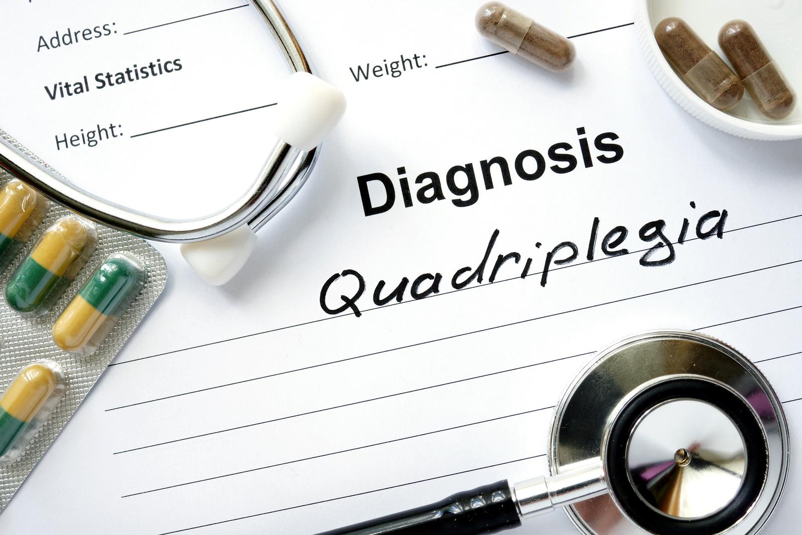 Quadriplegia and Marijuana Information: Treat Quadriplegia With Cannabis