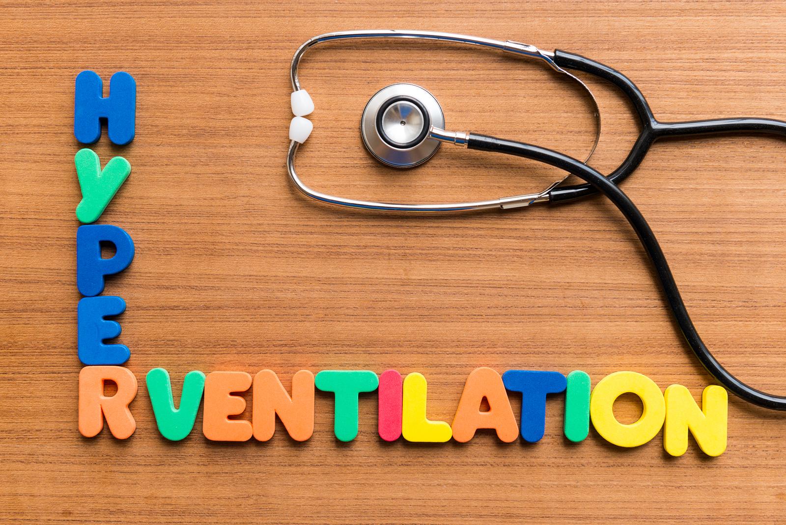 Hyperventilation & Marijuana Information: Treat Hyperventilation With Cannabis