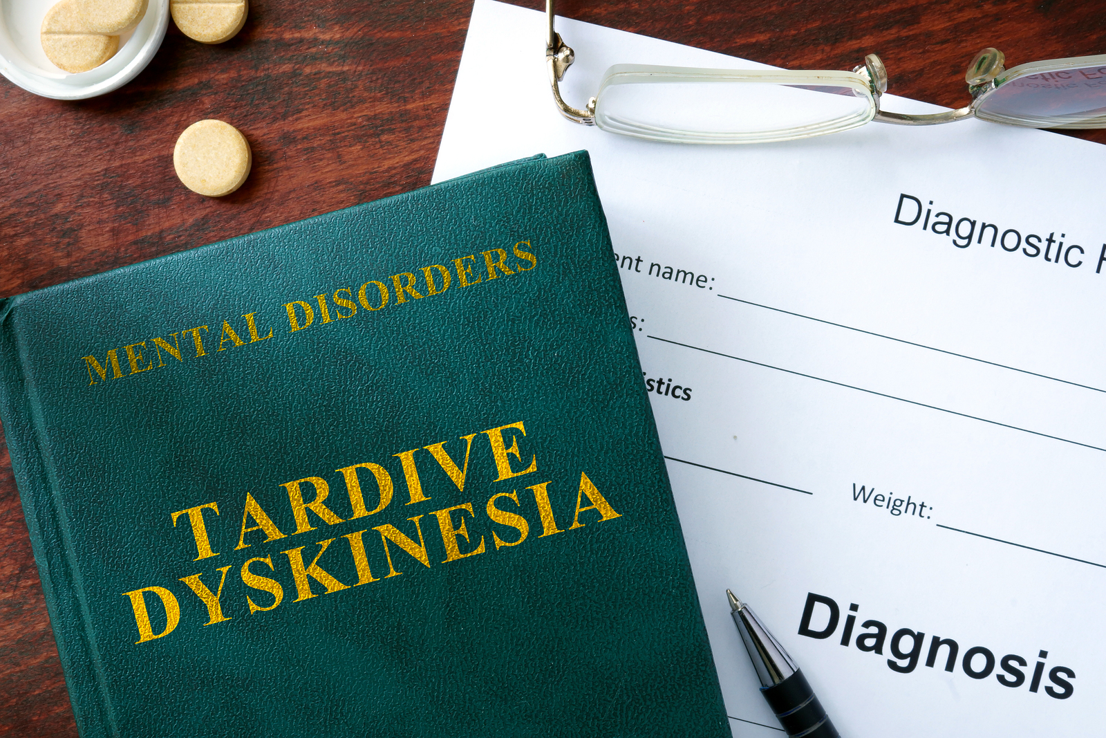 Tardive Dyskinesia and Marijuana Information: Treat Tardive's With