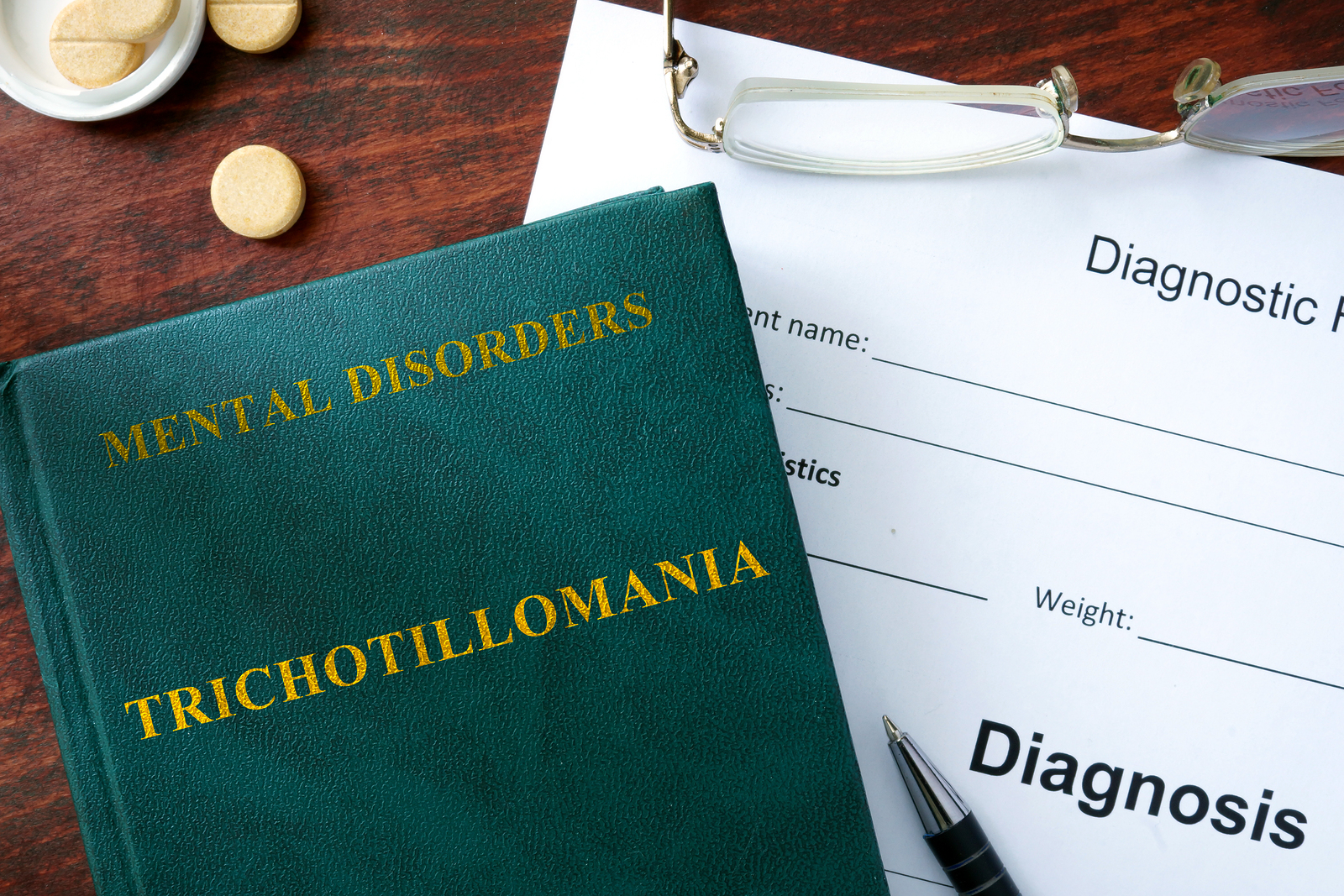 Trichotillomania and Marijuana Information: Treat Trichotillomania With Cannabis