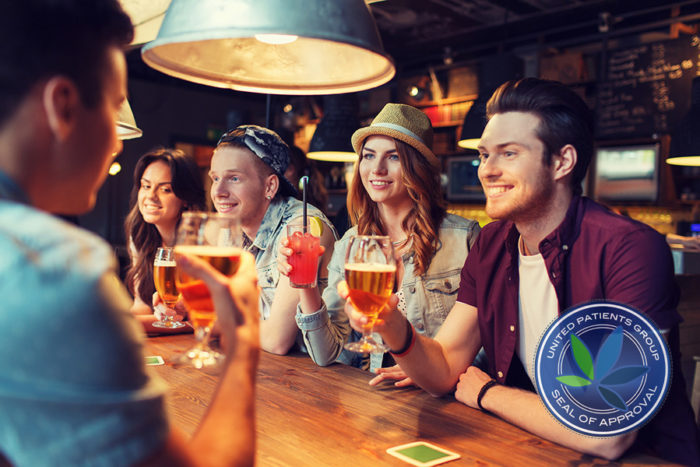 Cannabis vs Alcohol; Holiday Drinking, Is Cannabis a Safer Alternative?