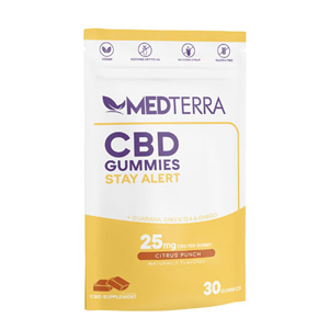 CBD GUMMIES STAY ALERT