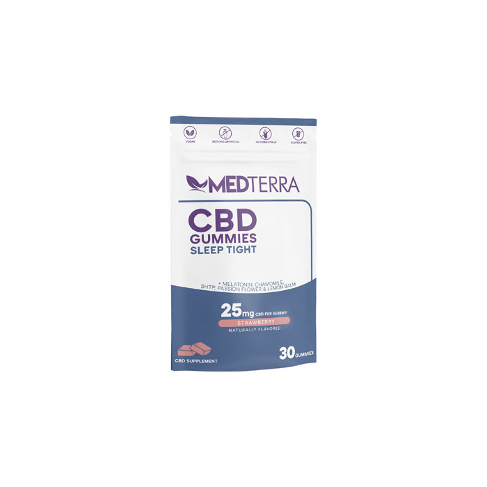 CBD GUMMIES SLEEP TIGHT