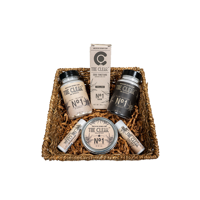 Apothecary Gift Basket