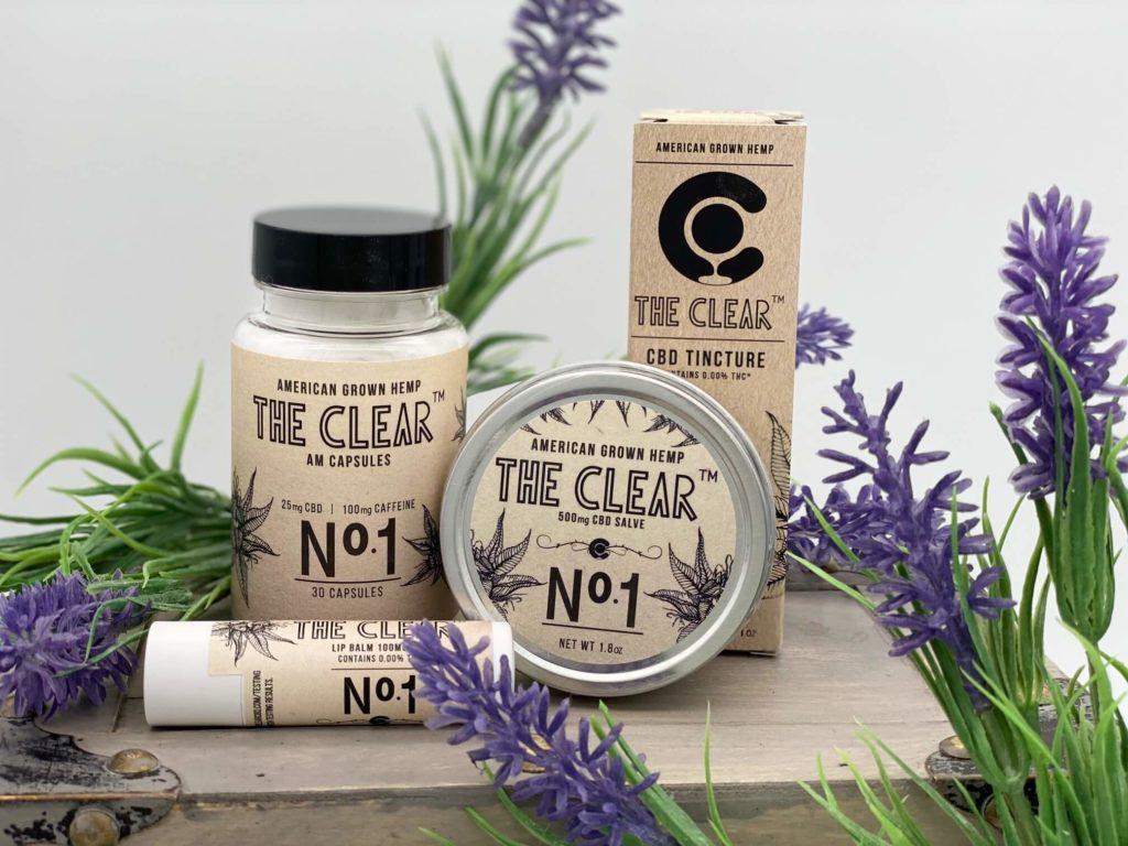 Suite Lavender Board - The Clear CBD