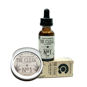 Oil and Salve 750mg Pack