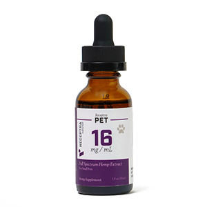 Receptra Pet Tincture 16mg/dose (1oz)