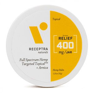 Serious Relief + Arnica Targeted Topical (400mg)