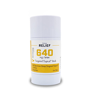 Serious Relief + Arnica Targeted Topical™ Stick