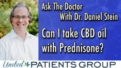 Ask the Doctor: Can I take CBD oil with prednisone?